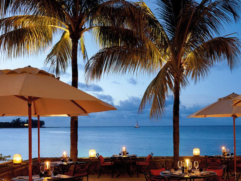 Royal Palm Beachcomber Luxury Restaurant