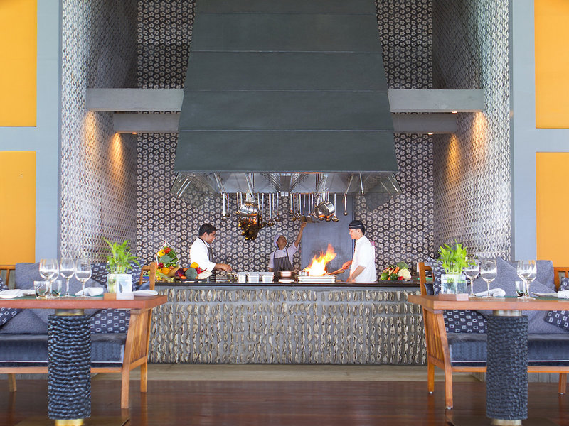 Anantara Kihavah Villas Restaurant