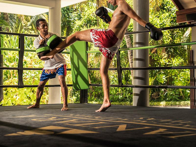 Anantara Kihavah Villas Sport und Freizeit