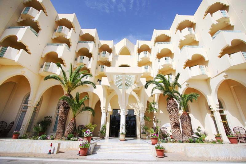 Nahrawess Hotel & Spa Resort Außenaufnahme