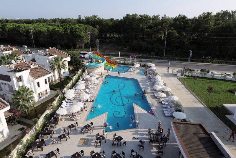 Sarp Hotels Belek Pool