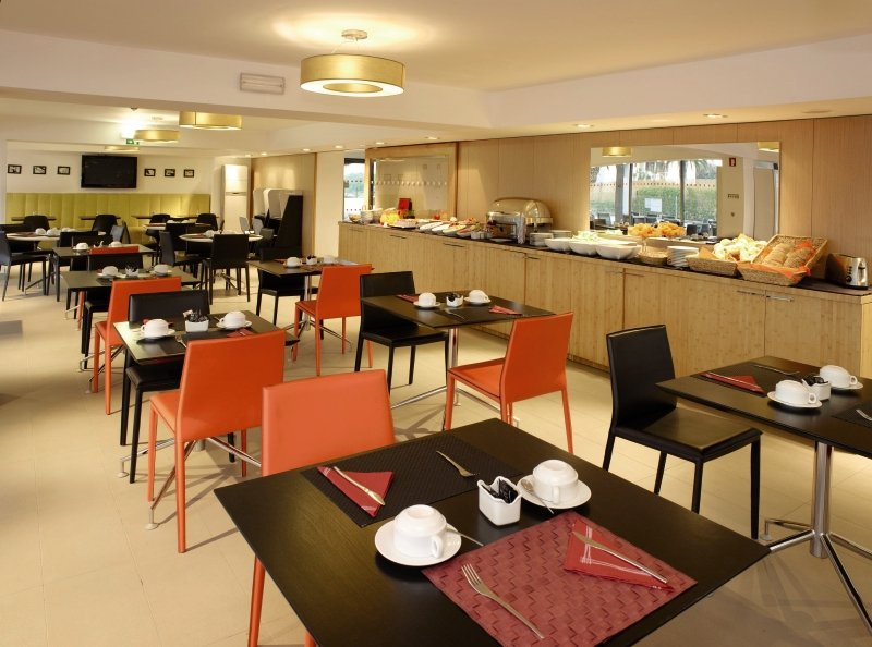 Luna Alvor Bay Frühstücksraum