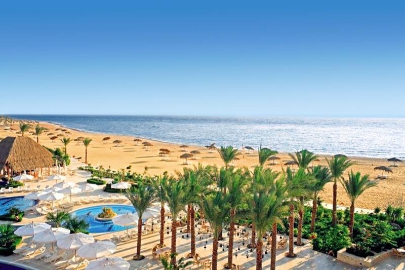 Strand Taba Heights Beach & Golf Resort  Pool
