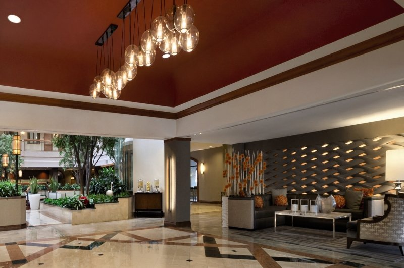 Embassy Suites Dallas - Near the Galleria Lounge/Empfang