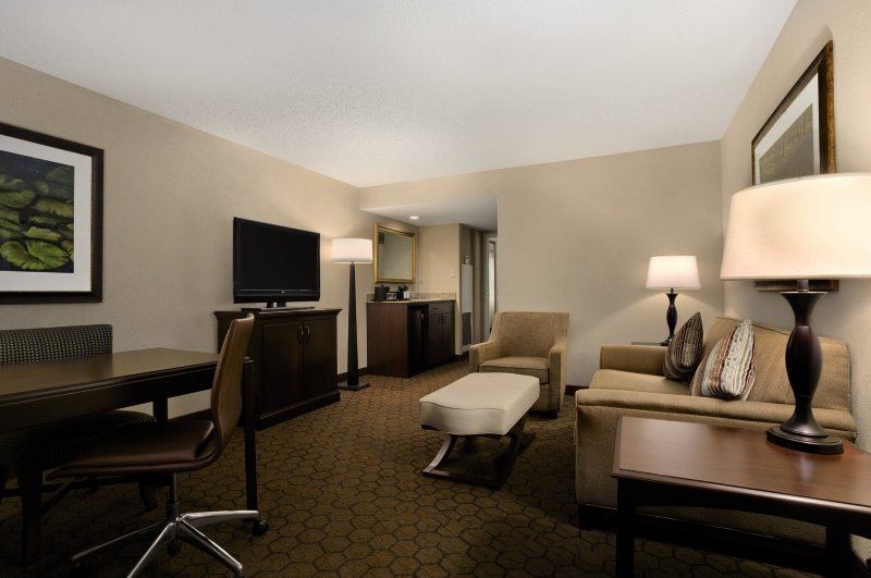Embassy Suites Dallas - Near the Galleria Wohnbeispiel