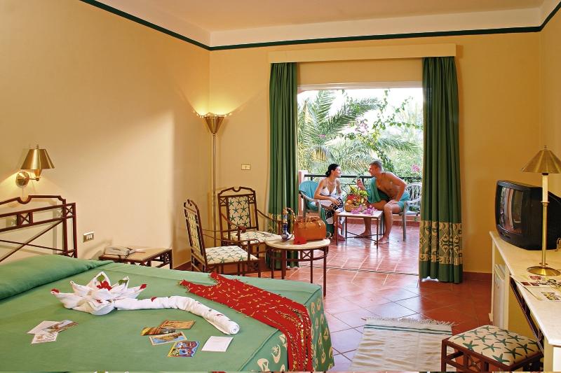 TUI SENSIMAR Makadi Hotel Wohnbeispiel