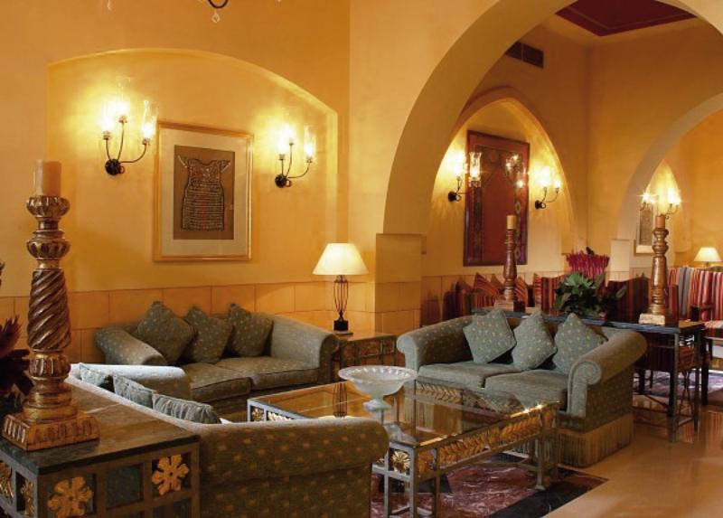 TUI SENSIMAR Makadi Hotel Lounge/Empfang