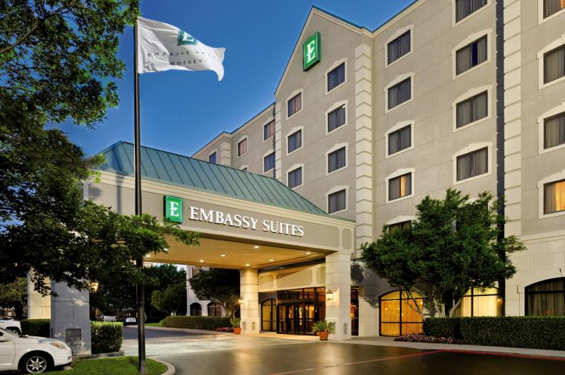 Embassy Suites Dallas - Near the Galleria Außenaufnahme