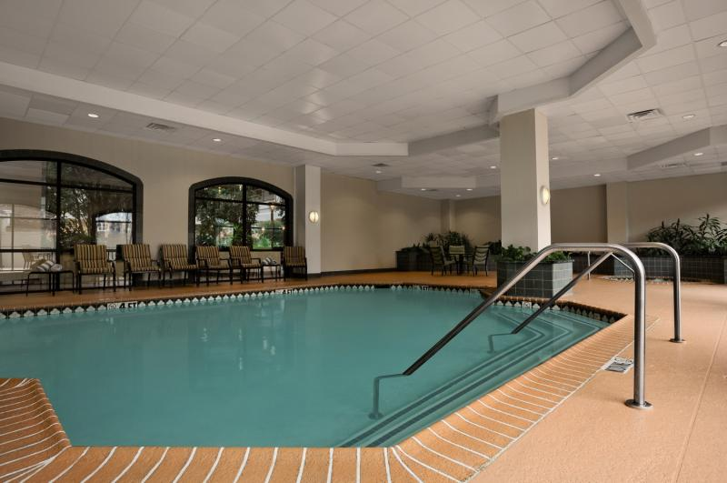 Embassy Suites Dallas - Near the Galleria Hallenbad