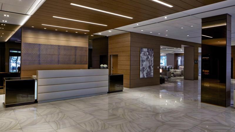 AC Hotel Atlanta Downtown  Lounge/Empfang