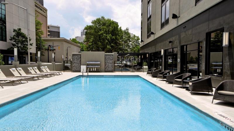 AC Hotel Atlanta Downtown  Pool