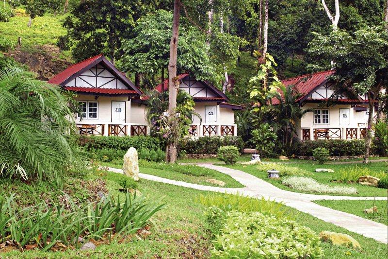 Koh Chang Resort & Spa Außenaufnahme