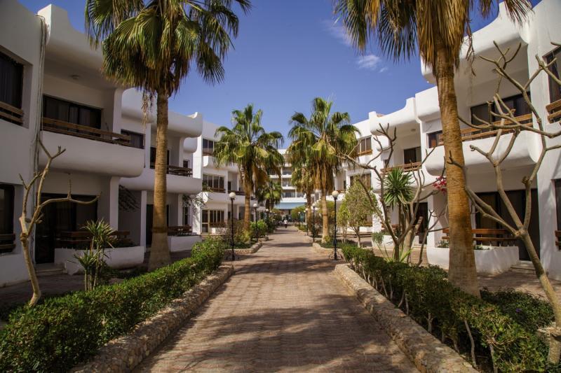 Marlin Inn Azur Resort Garten