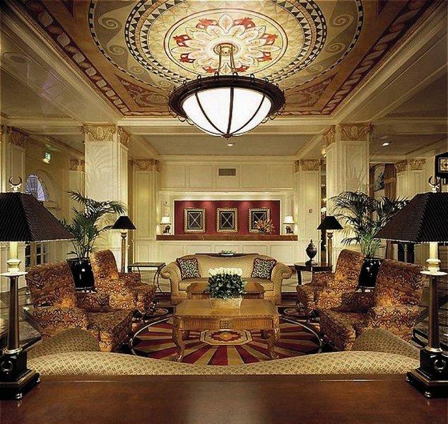 Warwick Melrose Lounge/Empfang