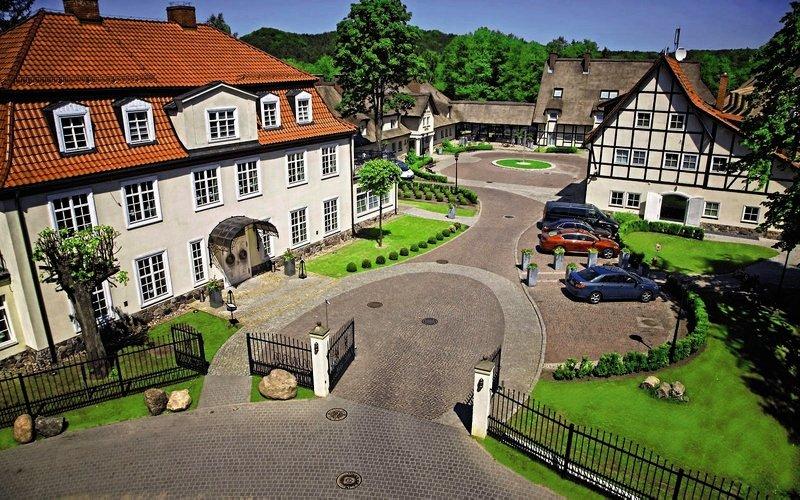 IBB Dwor Oliwski City Hotel & Spa Außenaufnahme