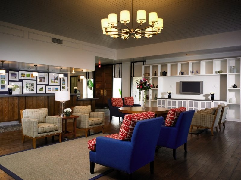 Four Points by Sheraton Bakersfield Lounge/Empfang