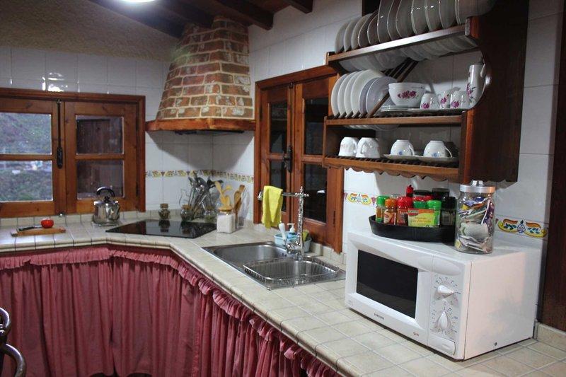 Finca Casa Oronado Lounge/Empfang