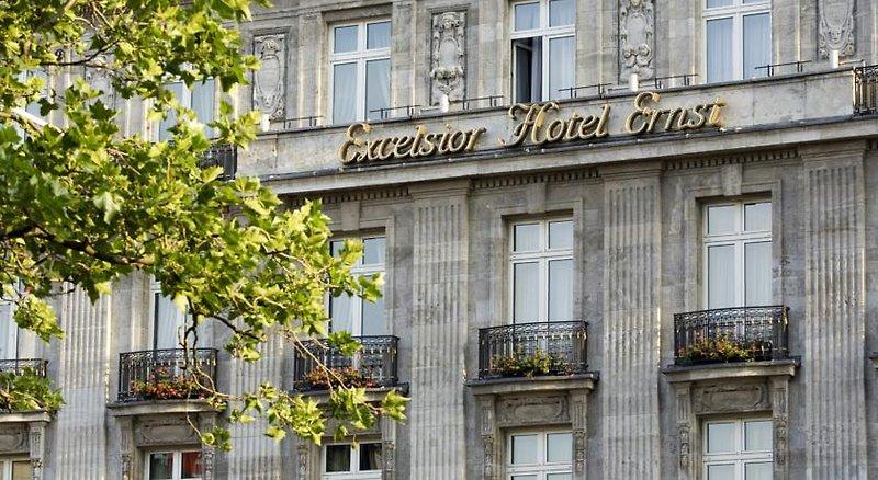 Urlaub im Excelsior Ernst - hier günstig online buchen