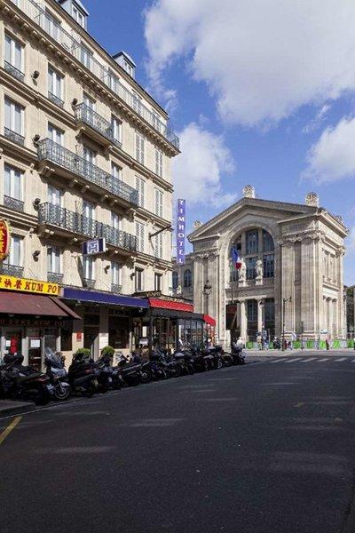 Urlaub im Timhotel Paris Gare du Nord - hier günstig online buchen