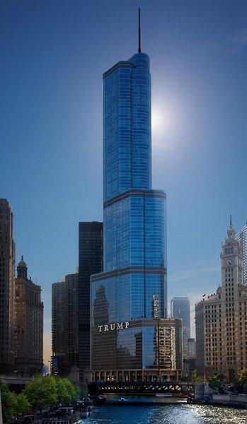 Urlaub im Trump International Hotel & Tower - hier günstig online buchen