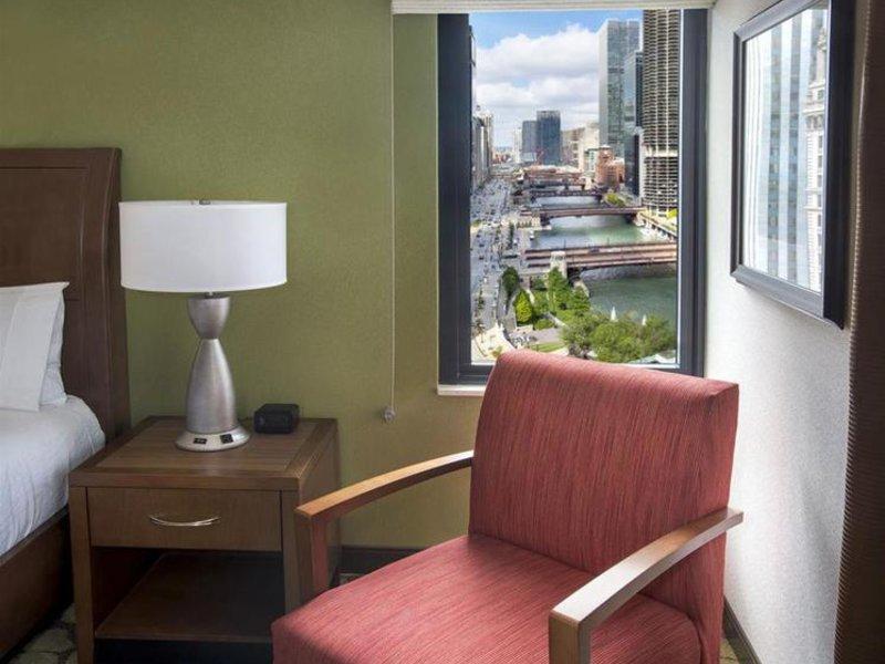 Urlaub im Hilton Garden Inn Chicago/North Loop - hier günstig online buchen