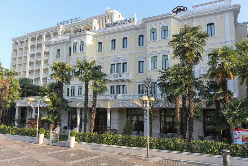 Urlaub im Grand Hotel Trieste & Victoria - hier günstig online buchen