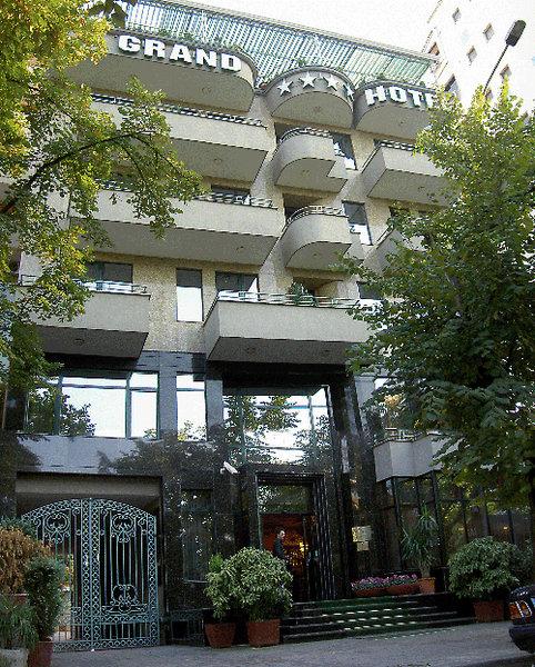 Grand Hotel Tirana Außenaufnahme