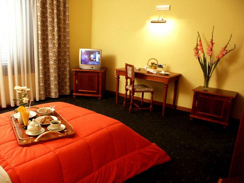 Grand Hotel Tirana Wohnbeispiel