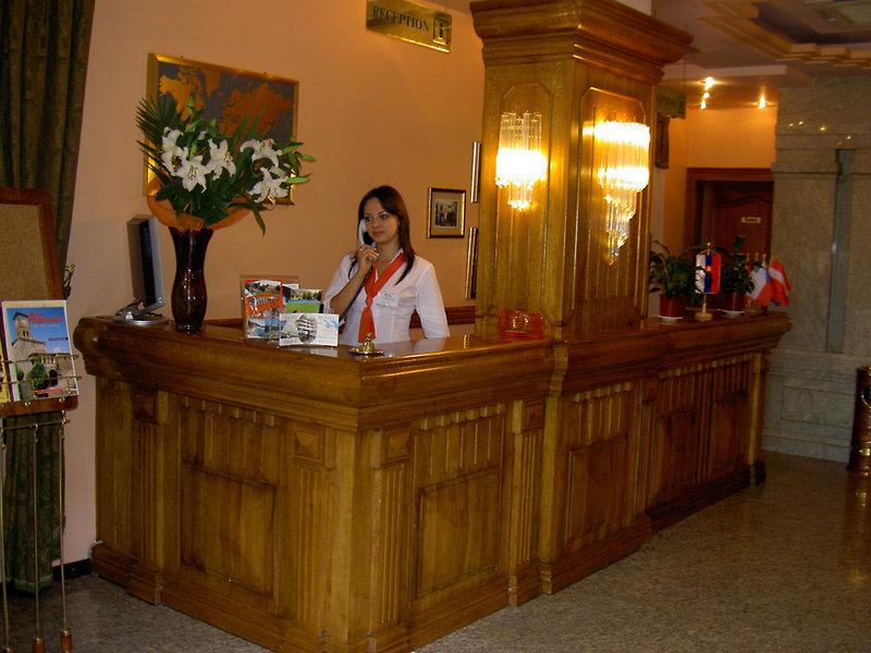 Grand Hotel Tirana Lounge/Empfang