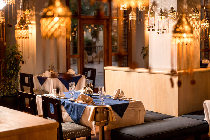 Grand Hotel Sharm El Sheikh Restaurant