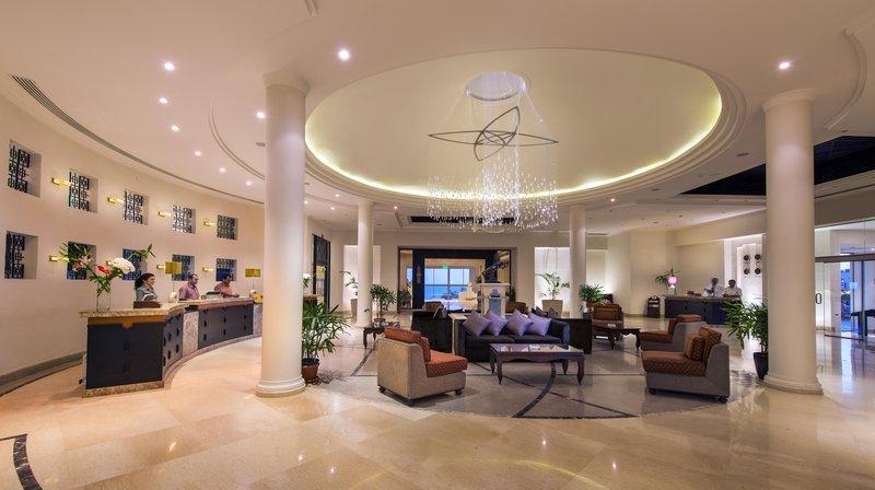 Concorde El Salam Hotel Sharm el Sheikh by Royal Tulip Lounge/Empfang