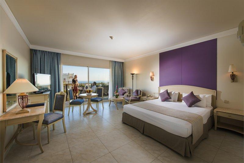 Concorde El Salam Hotel Sharm el Sheikh by Royal Tulip Wohnbeispiel