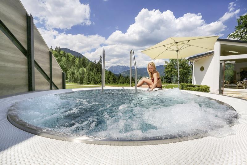 Alm & Wellnesshotel Alpenhof Wellness