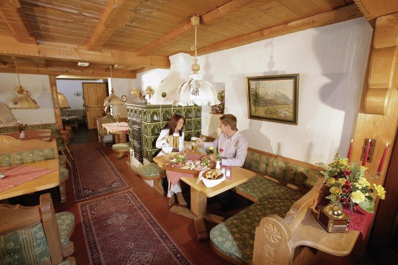 Alm & Wellnesshotel Alpenhof Restaurant