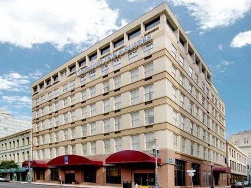 Fairfield Inn & Suites New Orleans Downtown/French Quarter Area Außenaufnahme