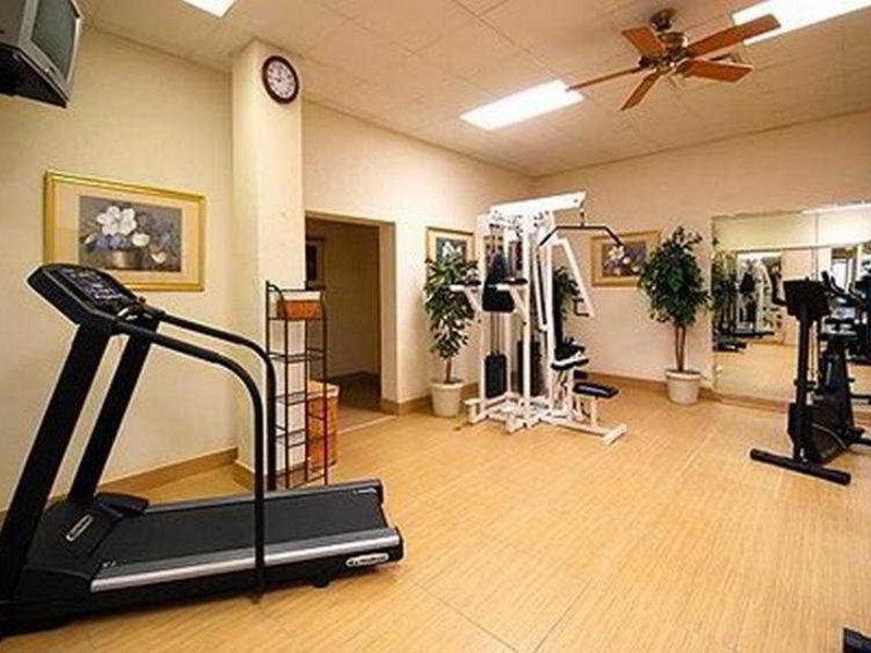 Fairfield Inn & Suites New Orleans Downtown/French Quarter Area Sport und Freizeit