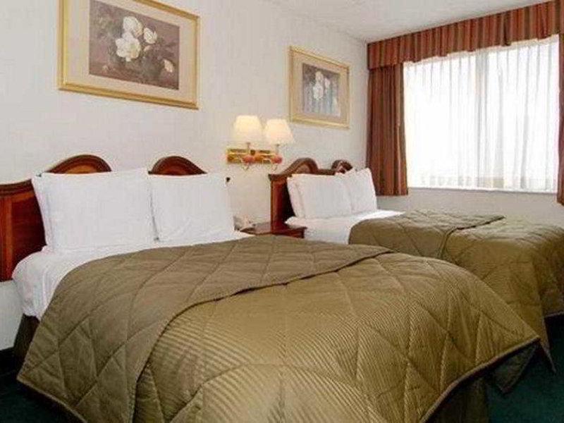 Fairfield Inn & Suites New Orleans Downtown/French Quarter Area Wohnbeispiel