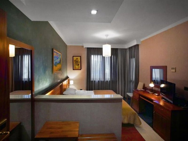 Best Western Nov Hotel Wohnbeispiel