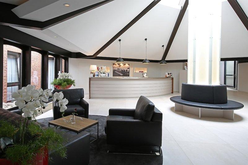 Best Western Premier Hotel alte Mühle Lounge/Empfang