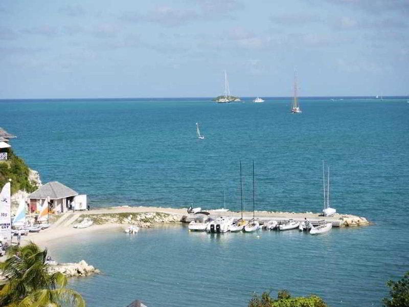 Nonsuch Bay Resort Landschaft