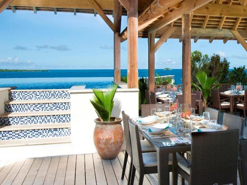 Nonsuch Bay Resort Restaurant
