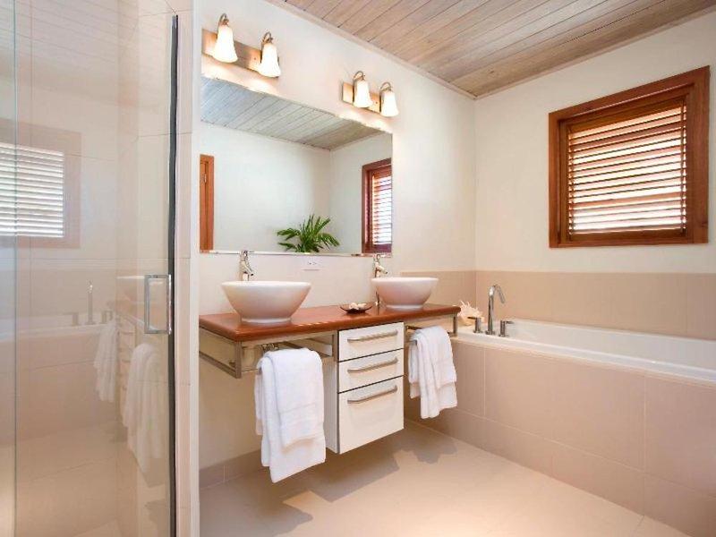 Nonsuch Bay Resort Badezimmer