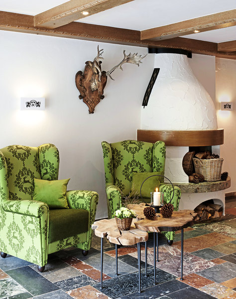 Gut Steinbach Hotel & Chalet Lounge/Empfang