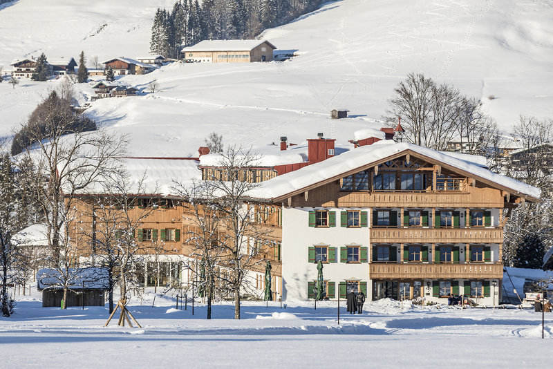 Gut Steinbach Hotel & Chalet Außenaufnahme