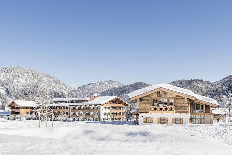 Gut Steinbach Hotel & Chalet Landschaft