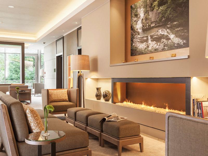 Althoff Seehotel Überfahrt Lounge/Empfang