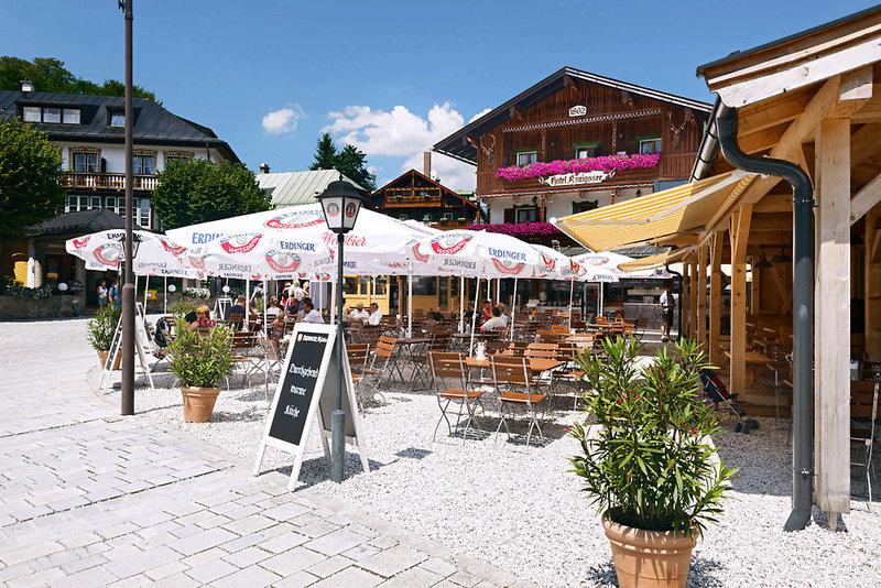 Königssee Terrasse
