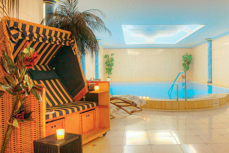 Seetelhotel Strandhotel Atlantic & Villa Meeresstrand Wellness