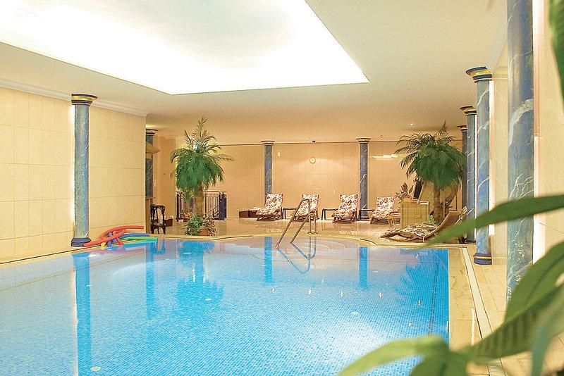 Seetelhotel Strandhotel Atlantic & Villa Meeresstrand Hallenbad