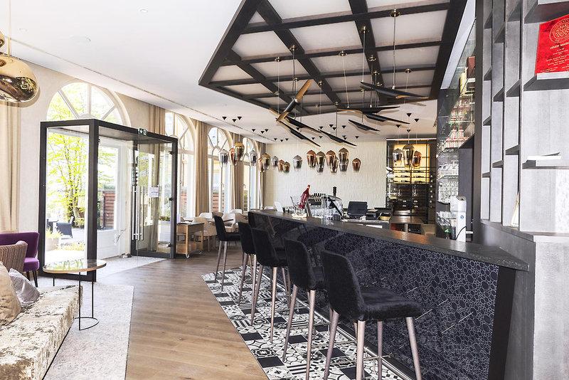 Seetelhotel Strandhotel Atlantic & Villa Meeresstrand Bar
